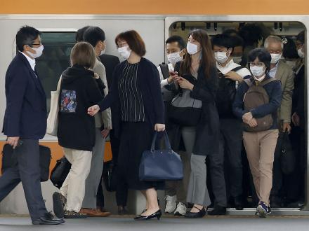 日媒:日本决定延长紧急事态宣言期限至5月31日