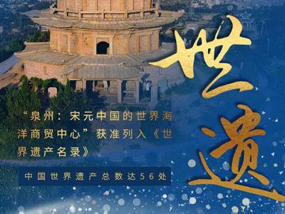 重新發現中國海洋文明——解碼泉州世遺